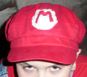 Mario Hat
